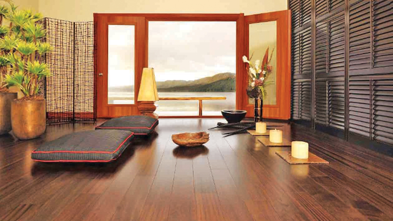 Simple Elegance Of Asian Living Rooms