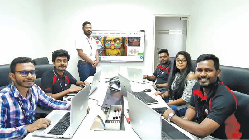 Spexbay Project Team at D-Tech