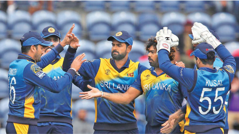 Sri Lanka's experienced bowling unit was the key.