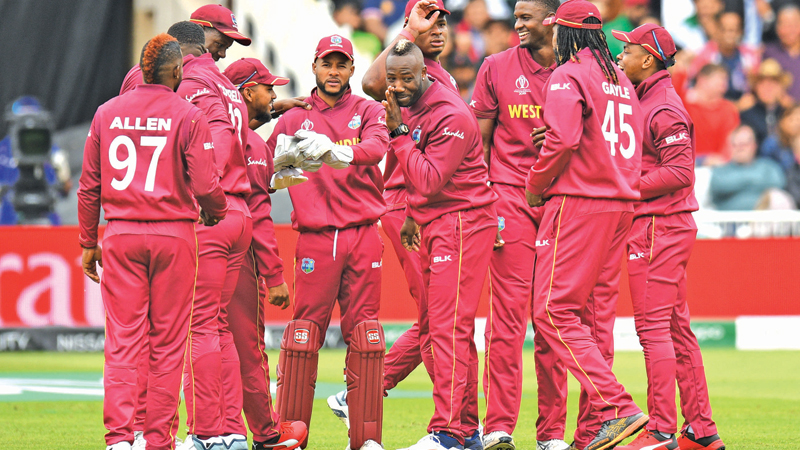 West Indies boast an impressive pace attack at the World Cup. - AFP