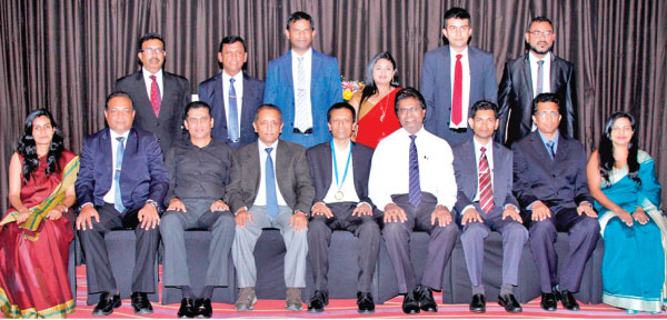 Officials of ICTISC