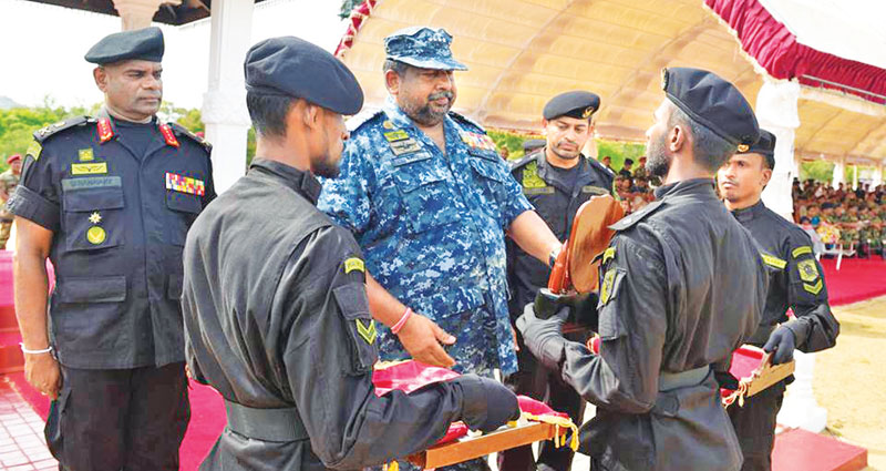 SF passing out ceremony held | Daily News