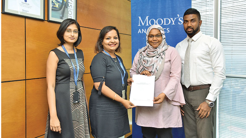 CIMA and Moody's tie up to assist finance talent development