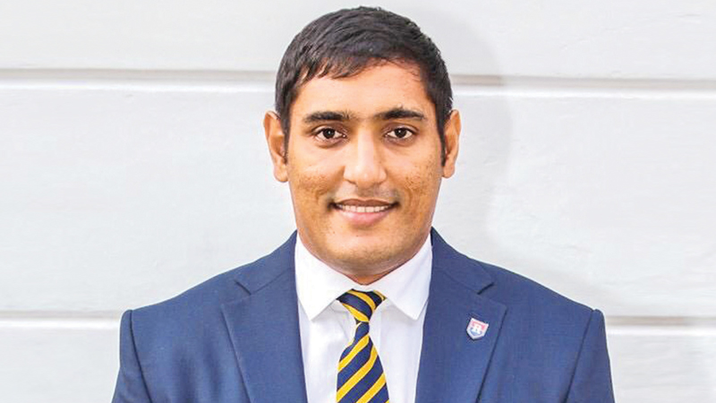 Dushanth Lewke takes over coaching reins at CR and FC.