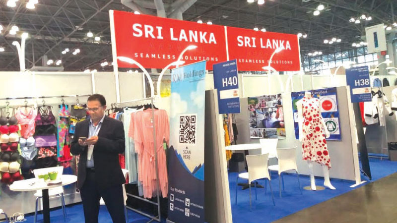 Lankan Garment Manufacturers at US Exhibition | Daily News