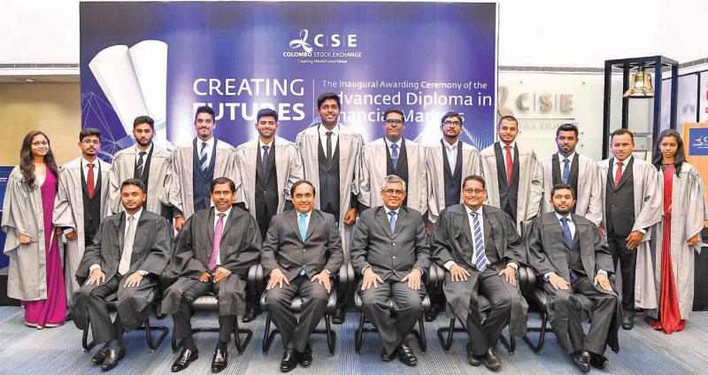 First batch of student with CSE officials