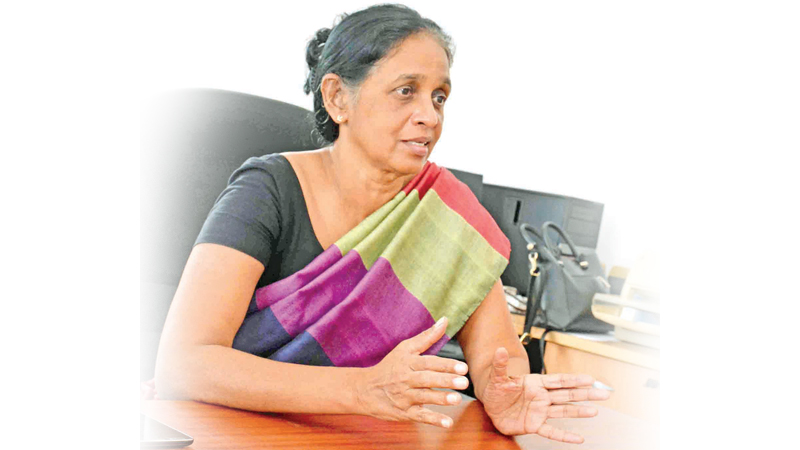 Dr. Tanuja Ariyananda, Chief Executive Officer, Lanka Rain Water Harvesting Forum (LRWHF)