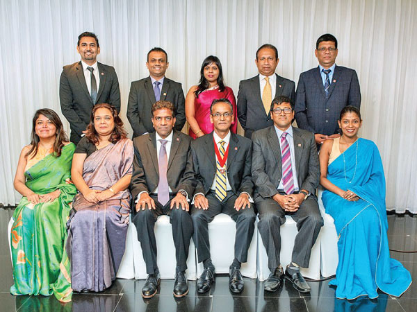 The President and committee of ACCA