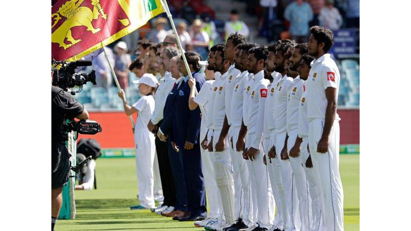 Sri Lanka becomes third in ICC Test Rankings   Daily News