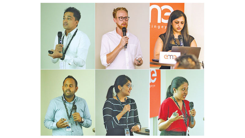 Experts from eMarketingEye and Google conducting insightful sessions on Digital Marketing