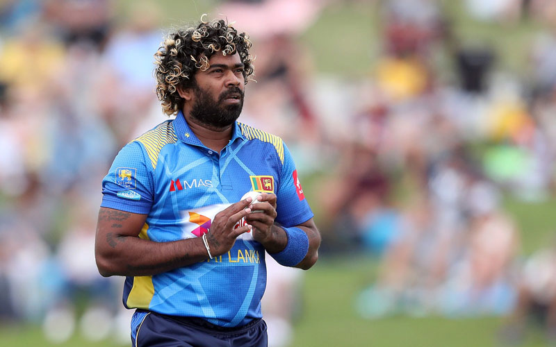 Malinga takes four wickets in four balls