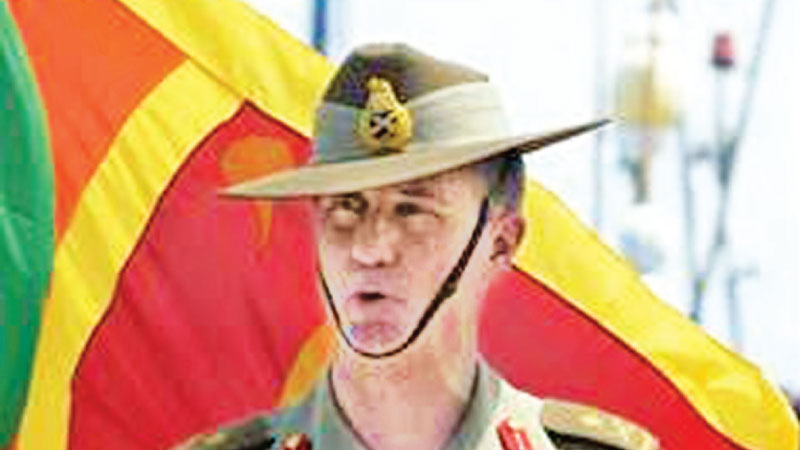 Head of Australia's Operation Sovereign Borders, Major General Craig Furini