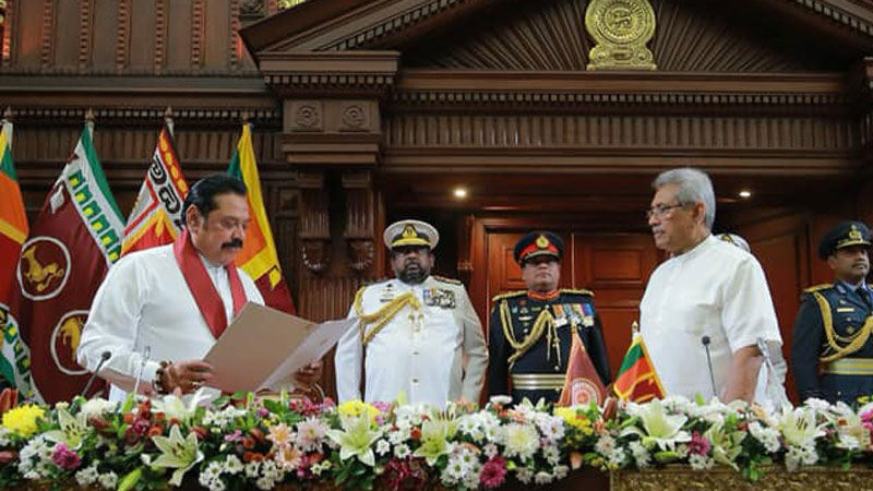 Corruption charges dropped against immune new Sri Lanka President Gotabaya Rajapaksa
