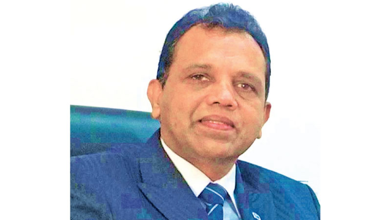 Prof. Lalith Edirisinghe, Dean, Faculty of Management Humanities and Social Sciences