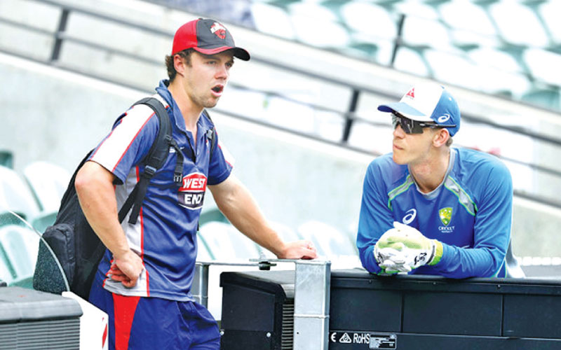 Australians Travis Head and Tim Paine are not in favour of four-day Tests.