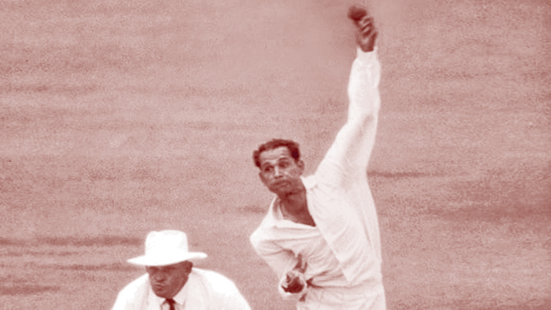 Bapu Nadkarni was five balls through what would have been his 22nd maiden when a misfield allowed the batsmen to steal a single. His captain immediately took him off.