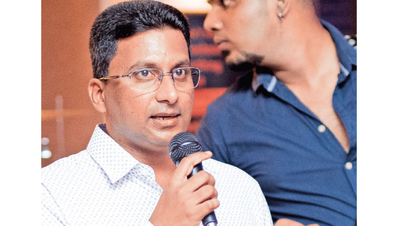 Chief Executive Officer, Sri Lanka Hospitality Consultants  Renuke Coswatte
