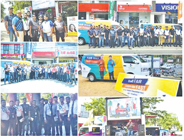 Fairfirst Teams setting new standards in Motor Insurance