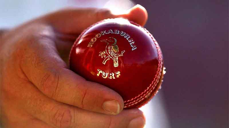 Kookaburra is developing a wax applicator that allows players to shine the ball without using saliva or sweat.