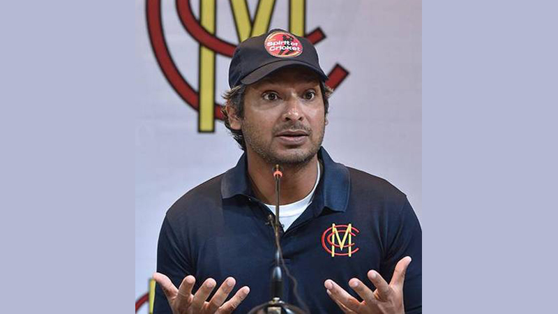 Sangakkara set to serve extra year as MCC president