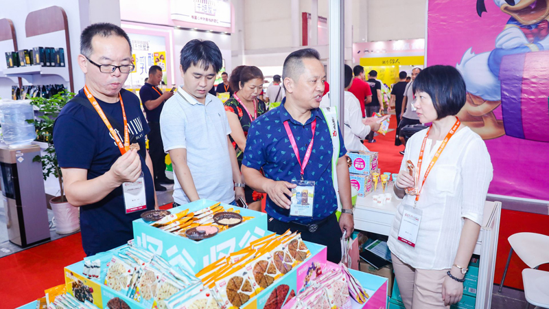 Flash back to last Candy Expo in China