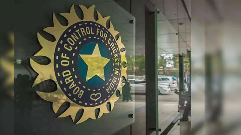 The Board of Control for Cricket in India (BCCI) headquarters in Mumbai.