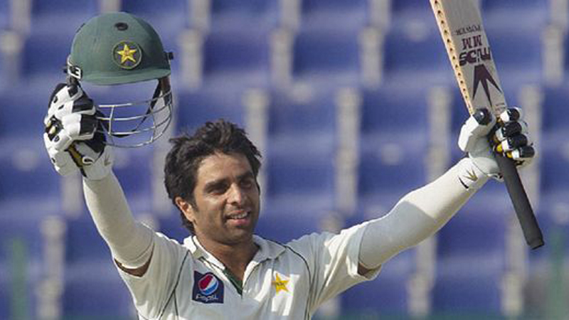 Former Pakistan opener Taufeeq Umar tests positive for COVID-19