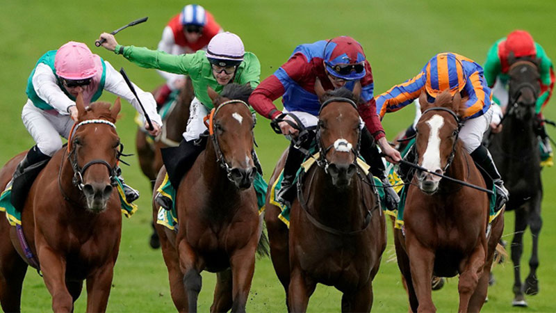 The first major event is expected to be the 2000 Guineas Stakes horse race at Newmarket on June 6.
