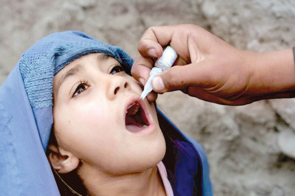 Afghanistan polio erradication drives have been put on hold because of coronavirus.