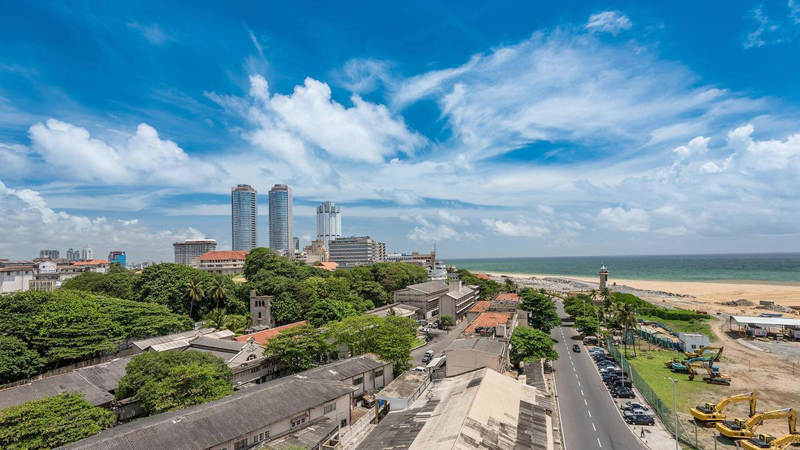 Not many in Colombo have access to green spaces