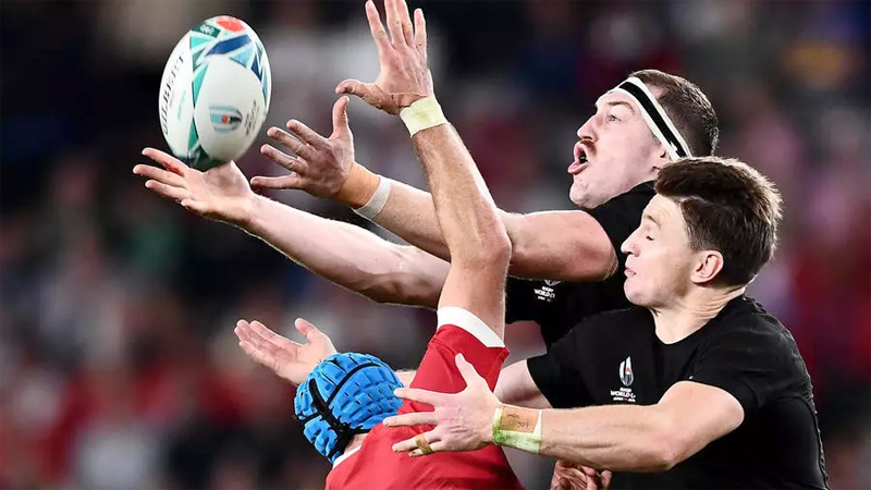 International rugby is returning in October.