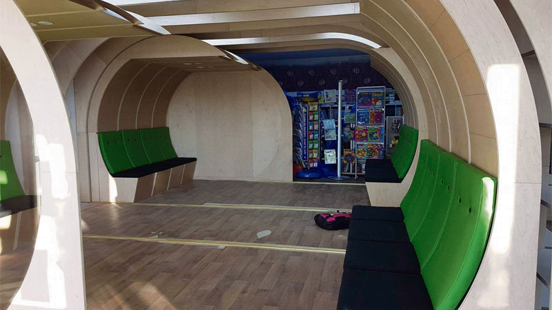 A Learning Pod