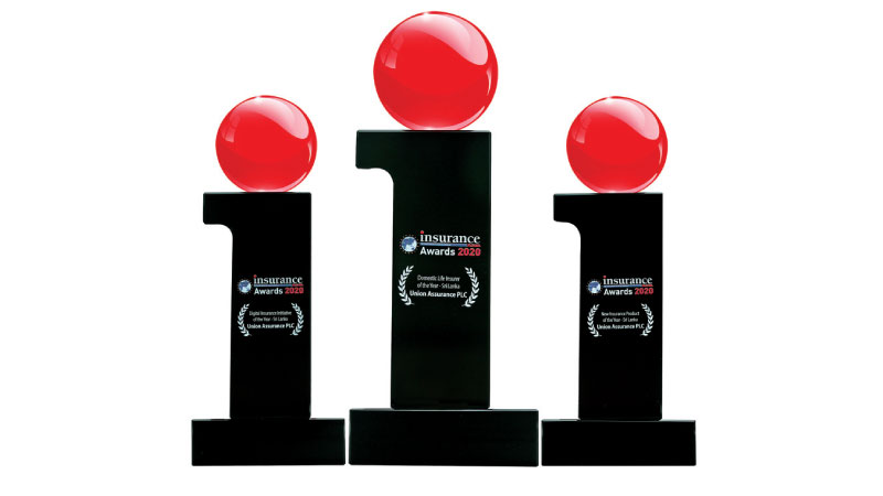 Digital Insurance Initiative of the Year, Domestic Life Insurer of the Year and New Insurance Product of the Year Awards