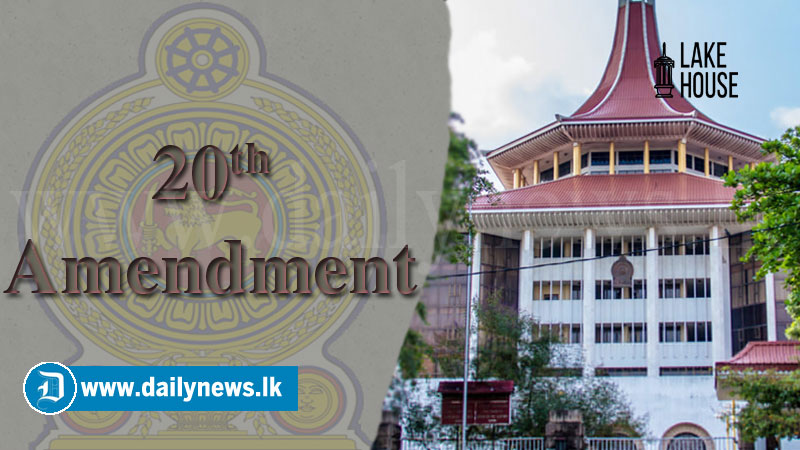 SJB files petition against 20th Amendment