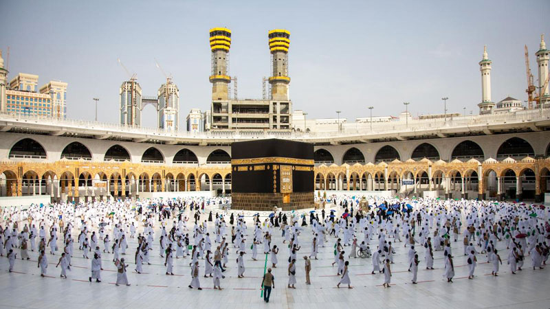 Saudi Arabia to allow foreign Umrah pilgrims from Nov. 1