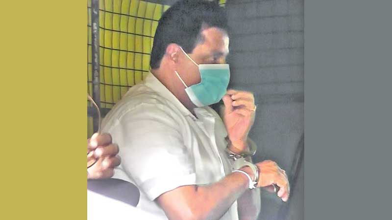 Kandy house collapse: Owner Lewke remanded