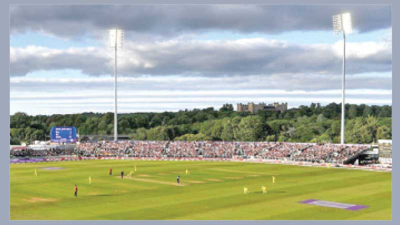 Emirates Riverside will host the first ODI between England and Sri Lanka