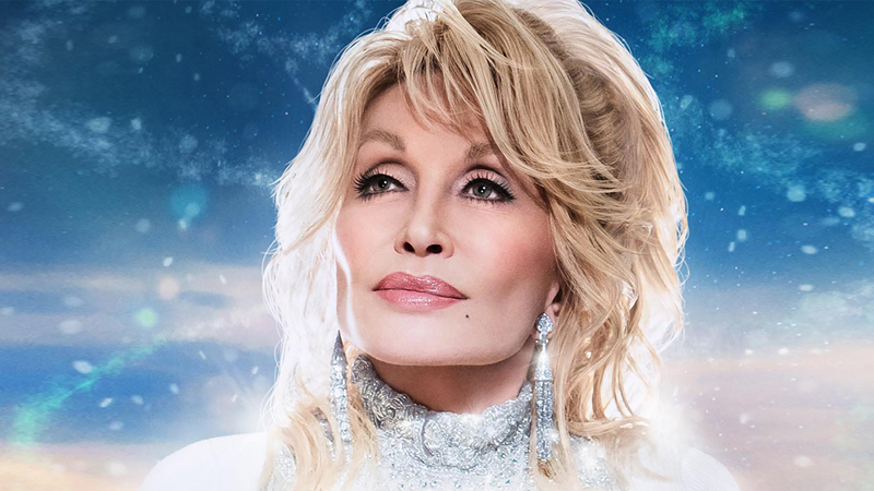 Dolly Parton Gives Angelic Performance Of 'Mary, Did You Know?'