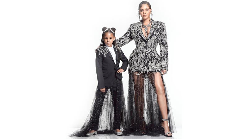 FFS Beyonce and Jay-Z's 8 Year Old Nominated for Grammy Award