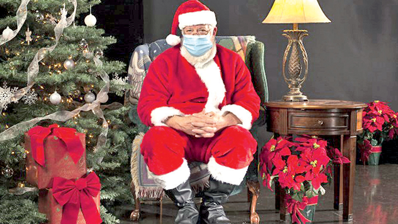 Santa came to visit - and left 26 nursing home residents dead.