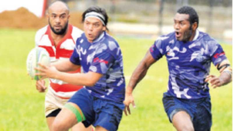 Rugby will resume with Dialog Inter Club Tourney