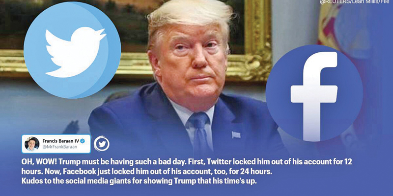 While many Netizens cheered the move on Twitter, others suggested that the ban should be permanent.