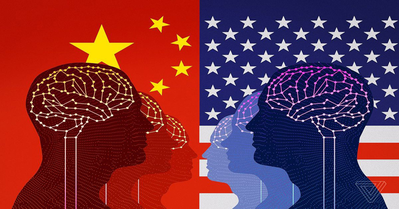 US leading race in AI, China rising: Survey
