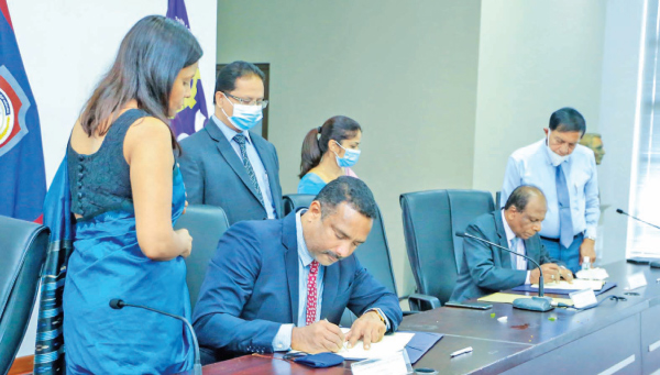NYC, SIBA sign MoU for six-month English, IT courses