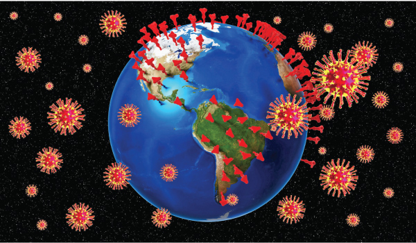 Latin America and the Caribbean are no exception to the the dramatic impacts of the COVID-19 global pandemic.