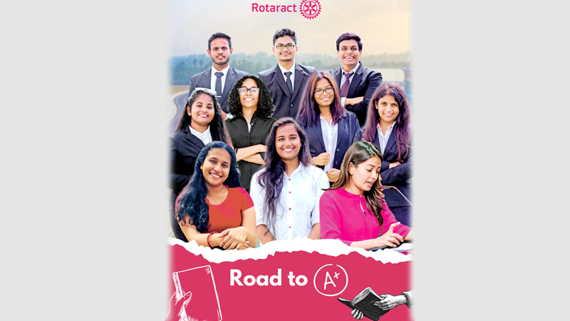 """The """"Road to A+ """"Team"""