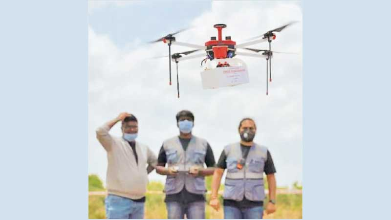 Greater use of drones could be a game-changer for medical services in India's rural areas.