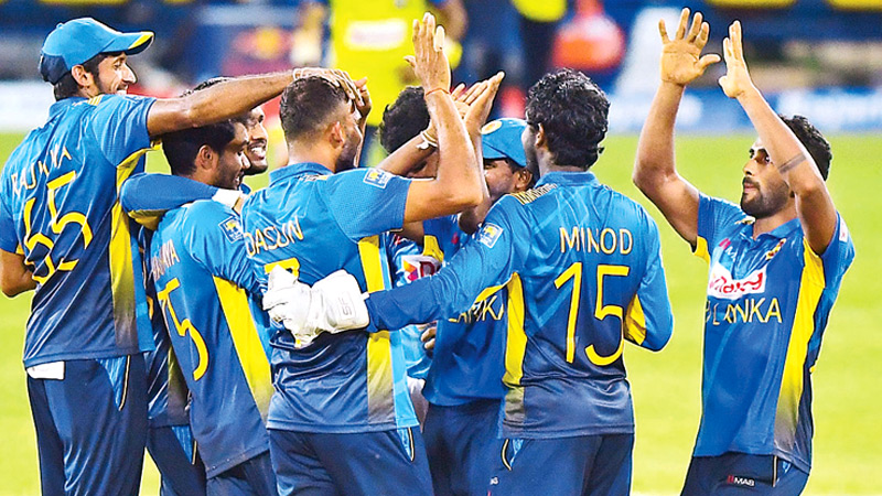Sri Lanka will lose one point from the Super League.