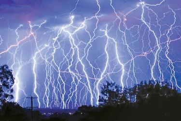 Official tallies recorded over 200 lightning deaths last year.