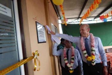 Opening an infrastructure facility